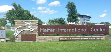 Heifer International Center