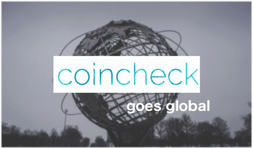 coincheck депозиты