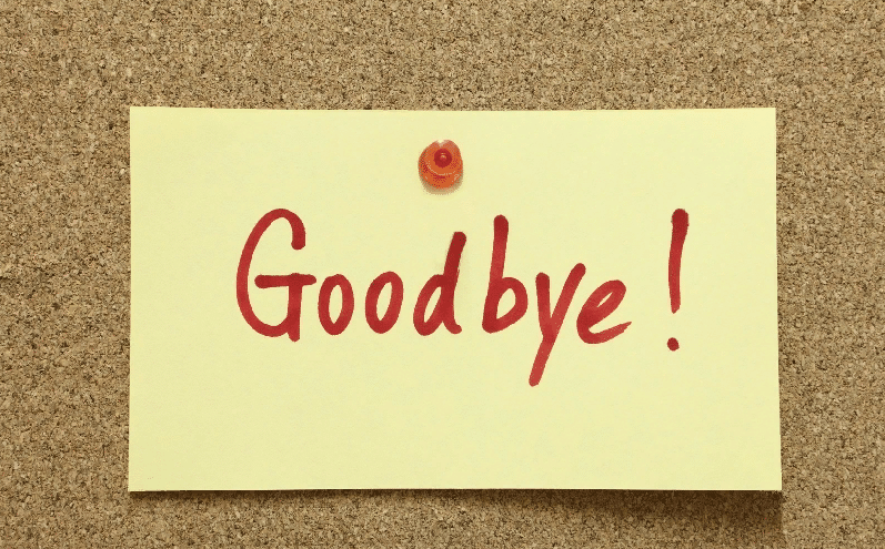 bitcoin classic says good bye