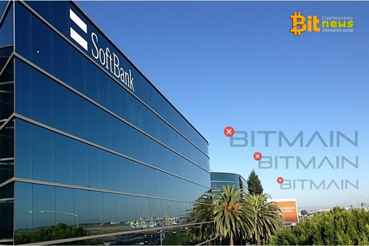 bitmain softbank